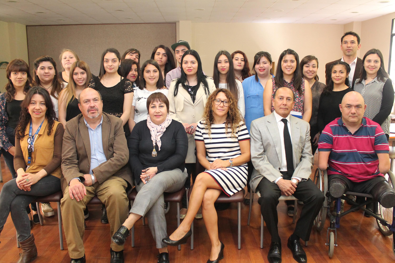 Escuela de Pedagogía en Educación Diferencial lanza su programa de Vinculación con el Medio