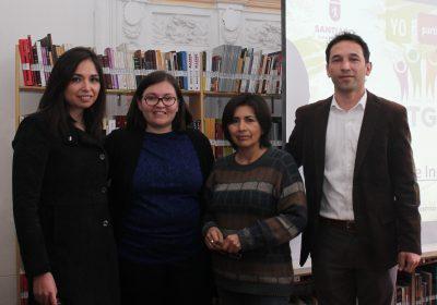Escuela de Derecho inició su programa de Vinculación con el Medio