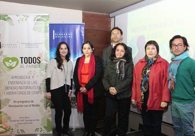 Escuela de  Pedagogía en Educación Básica comenzó con sus programas colaborativos