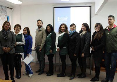Inicia programa colaborativo de Escuela de Terapia Ocupacional con Escuela de Párvulo