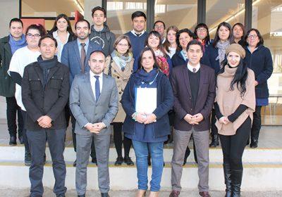 Tres nuevos proyectos desarrollará la Universidad con el Colegio San Lucas de Lo Espejo