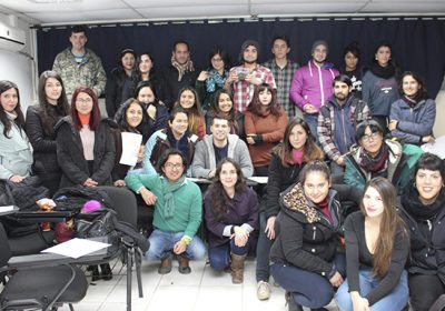 Pedagogía en Educación Básica realizó taller sobre su programa colaborativo