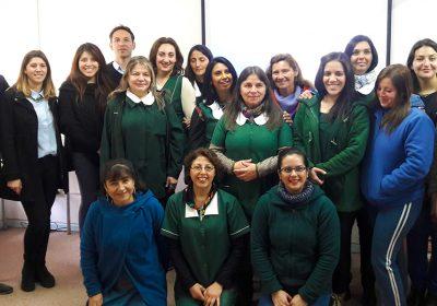 erapia Ocupacional inicia programa colaborativo con Jardín Infantil Parque O'Higgins