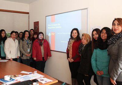 Pedagogía en Educación Diferencial y ONEMI: Un nuevo año de trabajo en conjunto