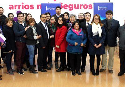 Programa interfacultativo inició capacitación para escuelas y liceos de La Pintana