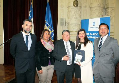 Director de Ing. en Prevención de Riesgos y Medioambiente participó en seminario municipal