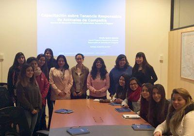 Pedagogía en Educación Diferencial lanza nuevo programa de VCM