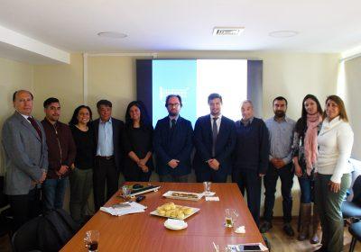 Ingeniería Comercial inicia nuevo programa con la Municipalidad de Santiago