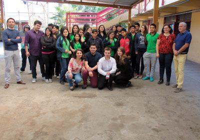 Alumnos de Derecho realizaron capacitaciones en colegios municipales