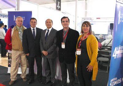 UBO participa en Expo Mayorista de Lo Valledor