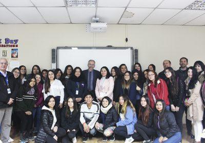 Escuela de Educación Diferencial presentó programas colaborativos para sus alumnos y académicos